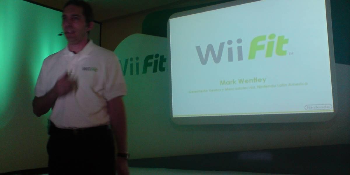 Wii Fit: ¡Vamos a hacer deporte! (en serio)