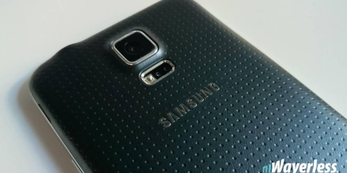 Samsung Galaxy S5 Prime es visto en una web coreana