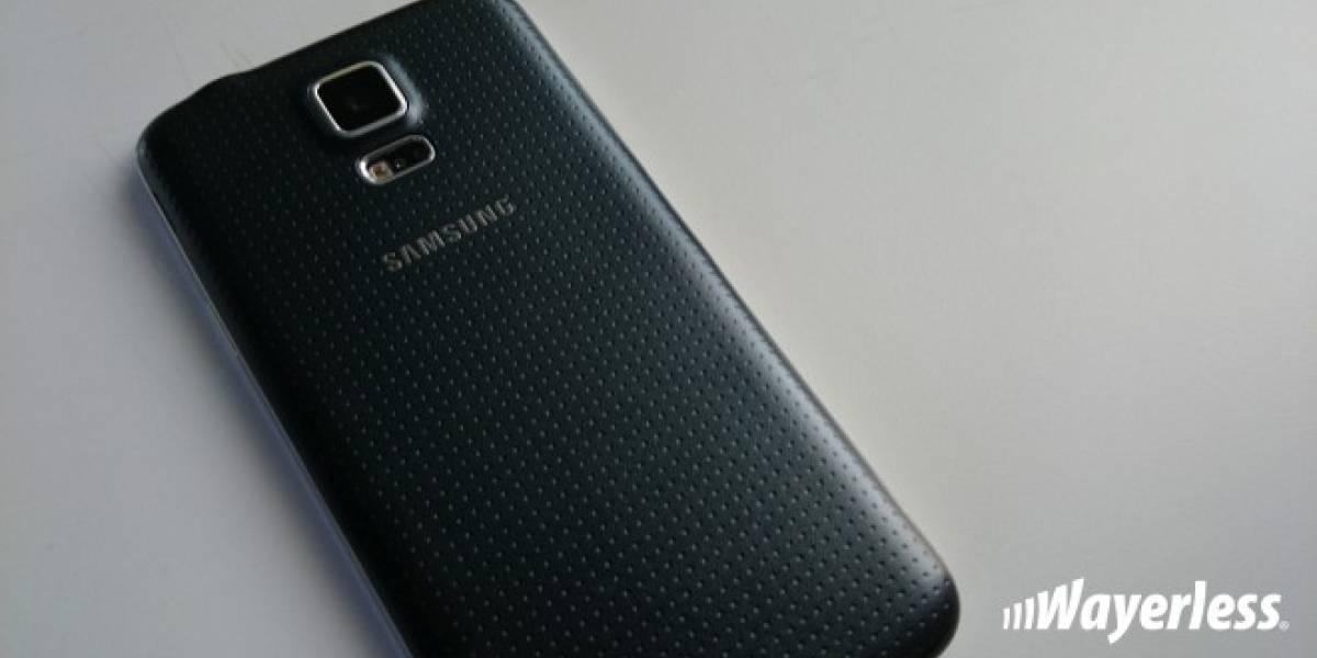 Samsung tiene problemas con la producción del Galaxy S5