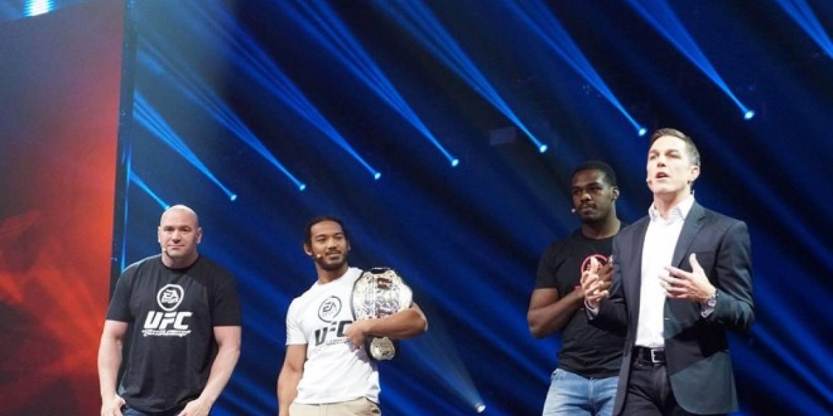 Se anuncian detalles de EA Sports UFC para Xbox One y PS4 #E3