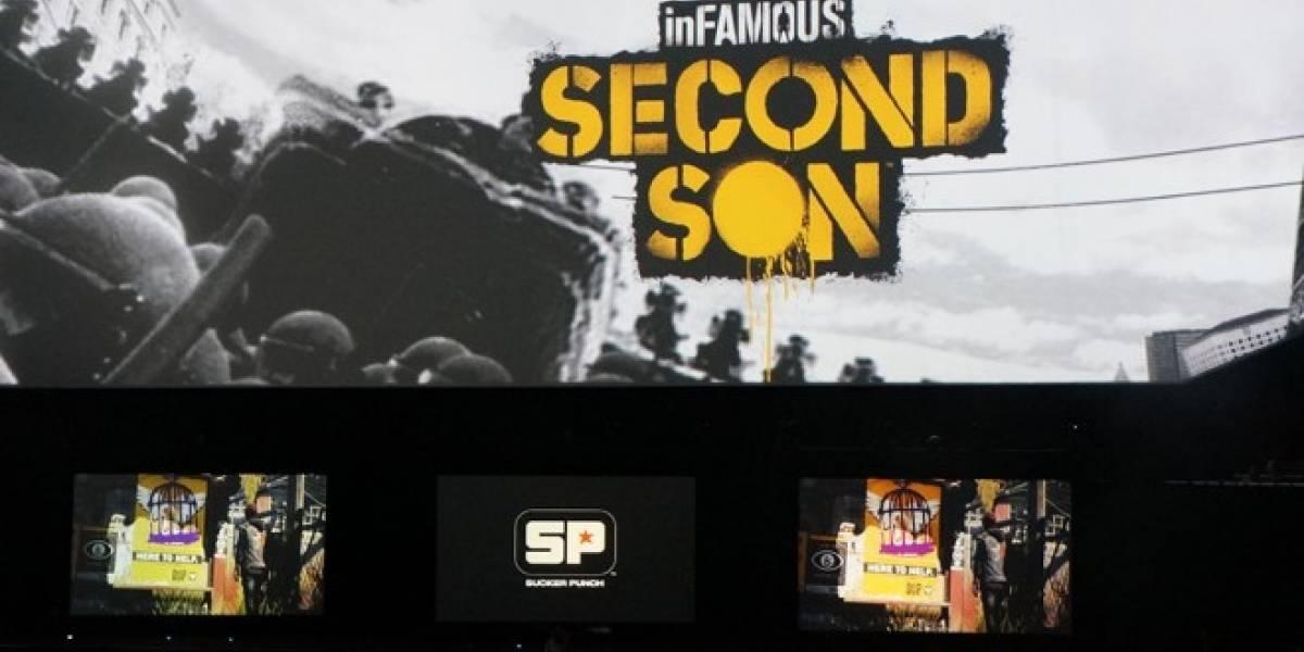 Infamous: Second Son se lanzará durante el primer cuarto del 2014 #E3