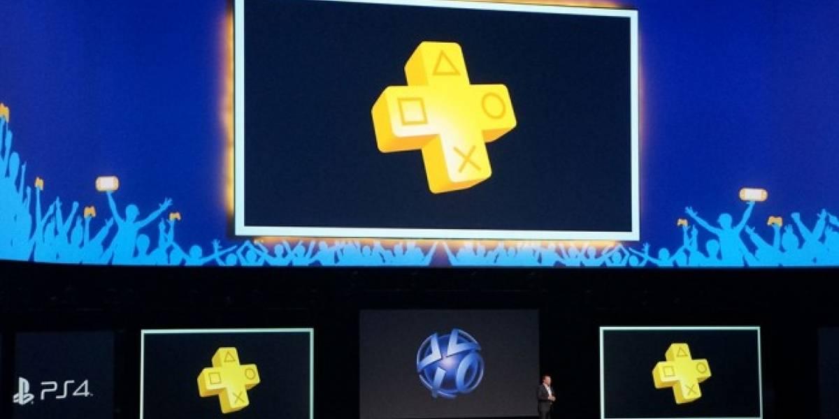 PlayStation 4 requerirá una membresía PlayStation Plus para jugar en línea #E3