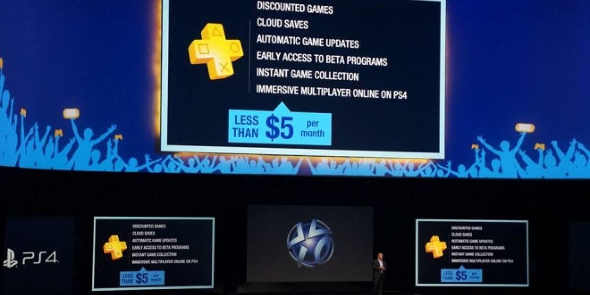 Sony defiende la decisión de cobrar por jugar en línea #E3