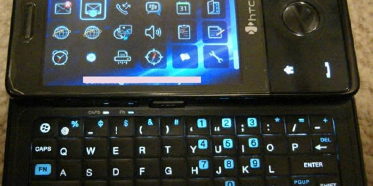 BlackBerry Application Suite para Windows Mobile