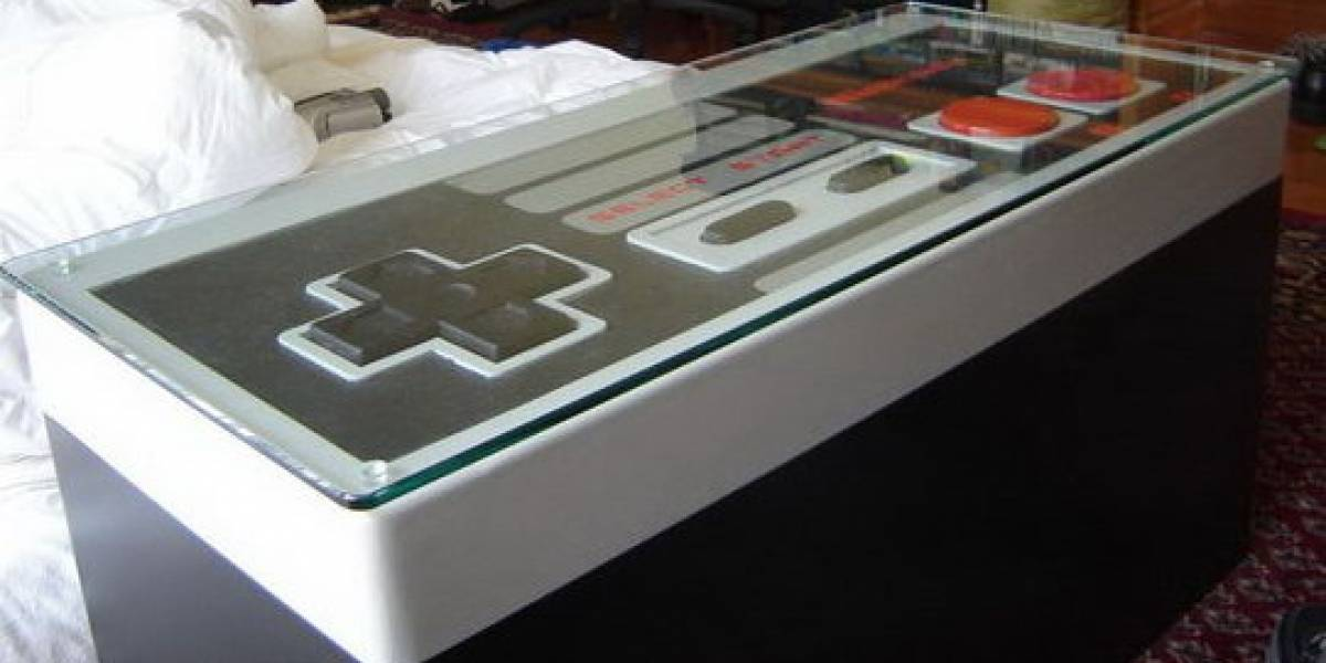 Controlador Nintendo hecho a mano, para manos gigantes