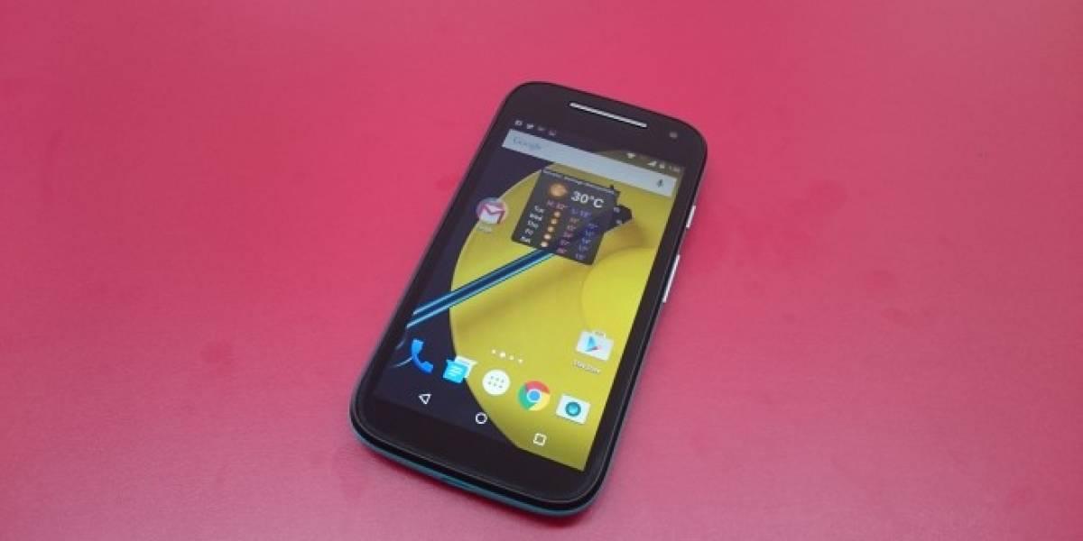 Review Motorola Moto E Segunda Generación [W Labs]