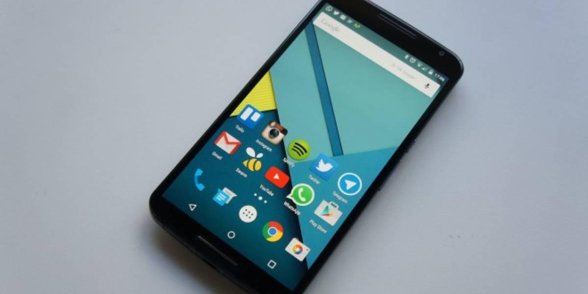 Review Google Nexus 6 [W Labs]