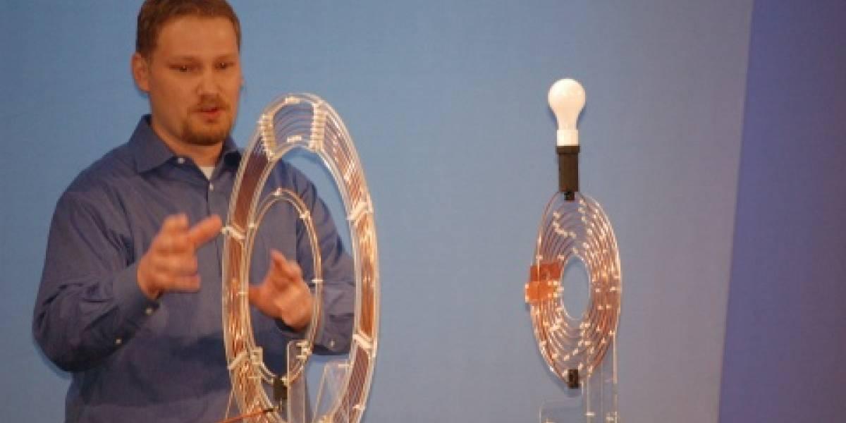 FW Live @ IDF 2008: Intel presenta su tecnología inalámbrica para transmisión de electricidad