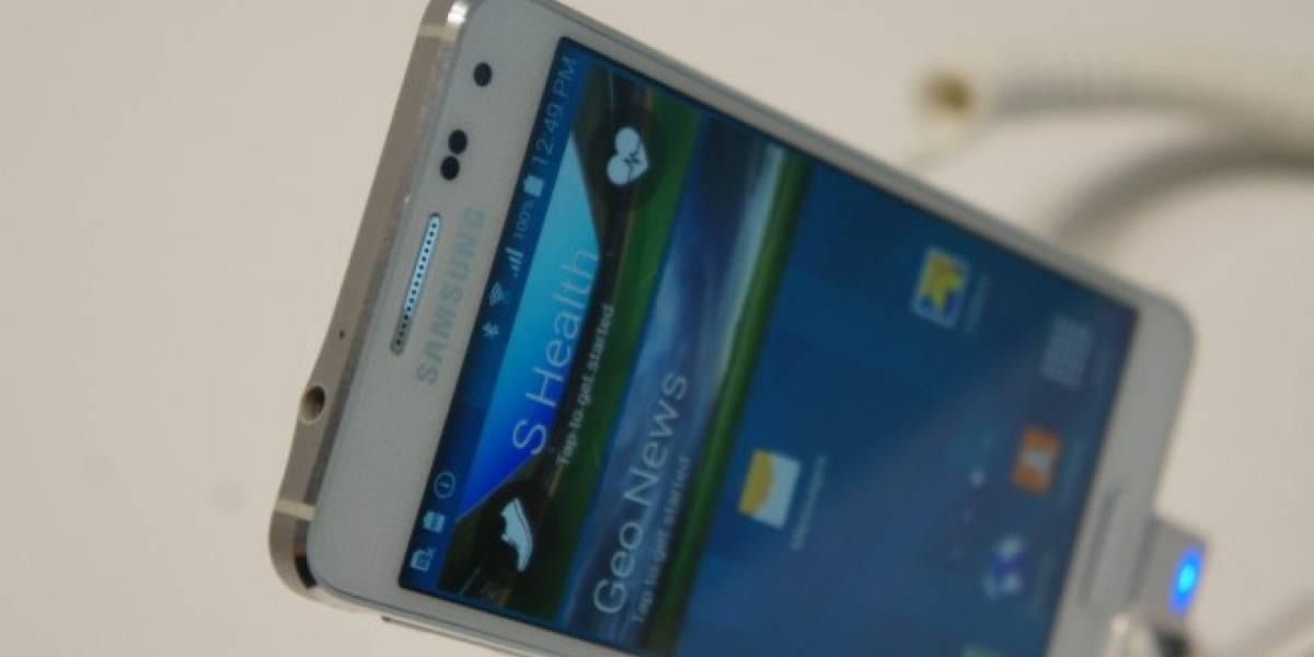 Samsung dejará de fabricar el Galaxy Alpha una vez que se le agoten los materiales