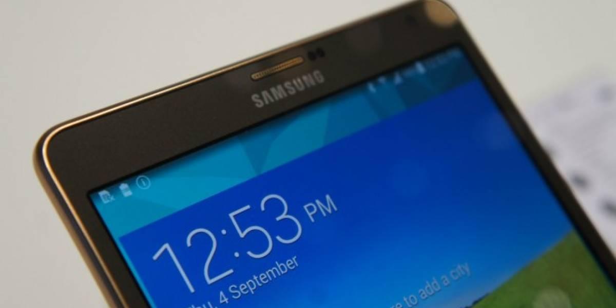 Ganancias de división de móviles de Samsung registra fuerte caída