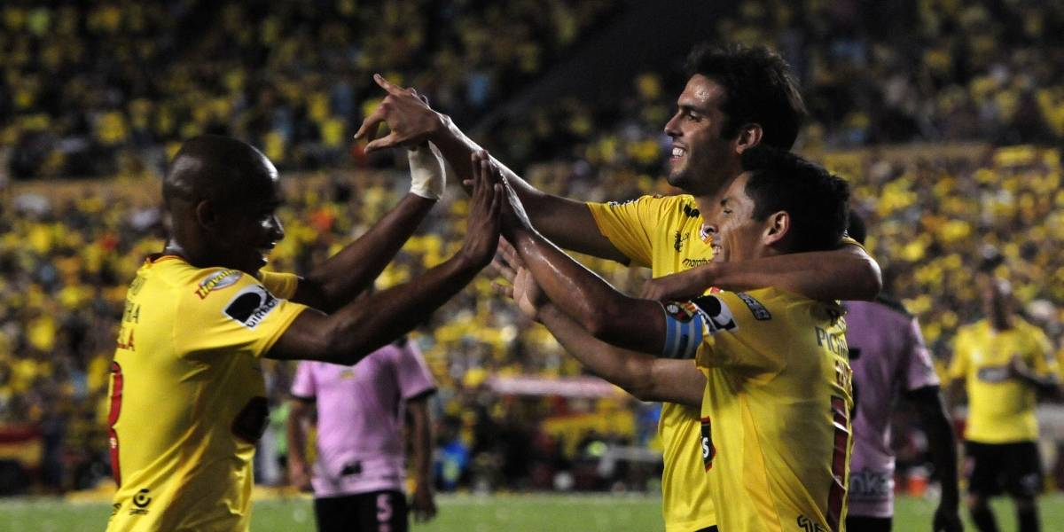 Barcelona SC recaudó más de medio millón de dólares en la Noche Amarilla