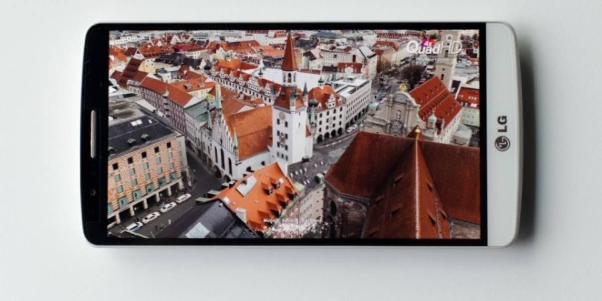 LG G4 podría tener una pantalla con resolución 3K