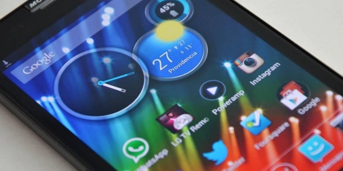Motorola RAZR HD XT925 y XT926 comienzan a recibir Android KitKat