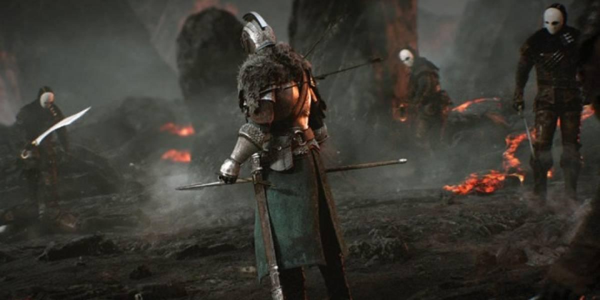 Se presenta nuevo tráiler de Dark Souls II #E3