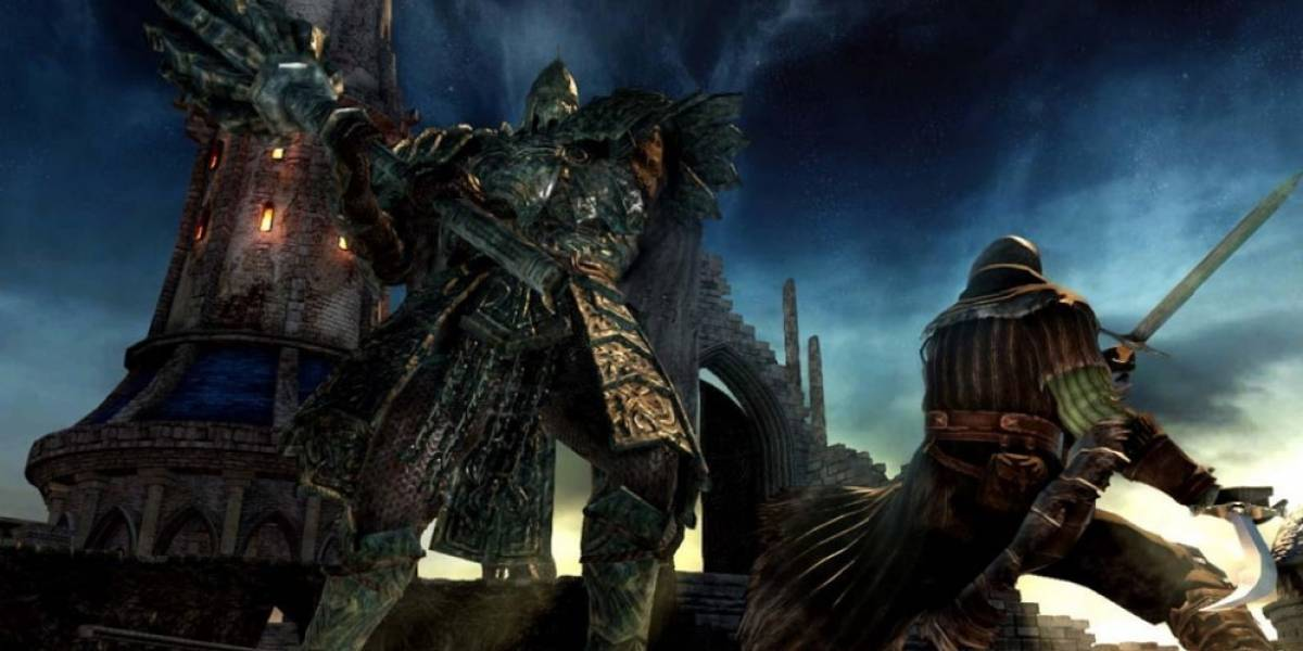 Estos son los requerimientos para jugar Dark Souls II en PC