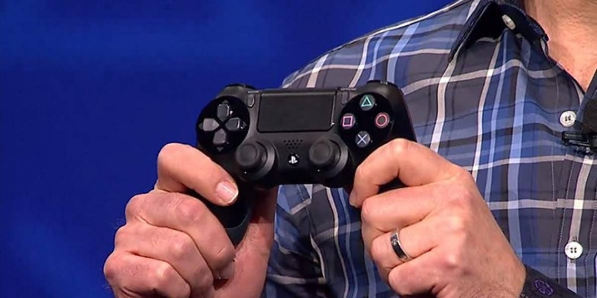 Sony presenta el DualShock 4, la cuarta generación del emblemático control