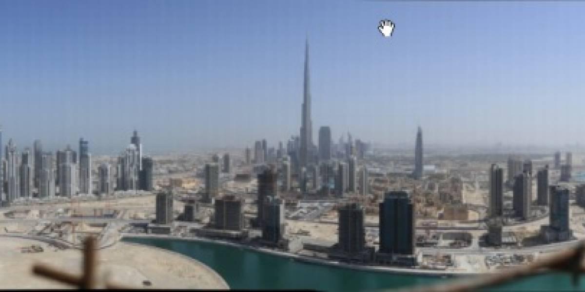 La fotografía digital más grande del mundo se hizo en Dubái: 45 GPx