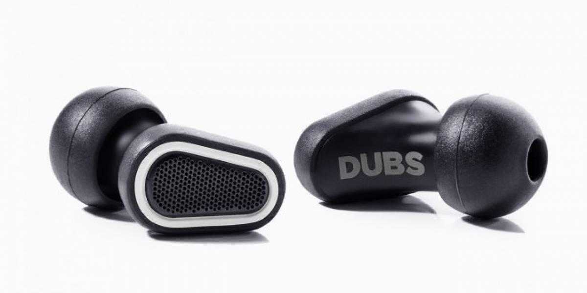 Dubs Acoustic, unos auriculares para protegerte del ruido cotidiano