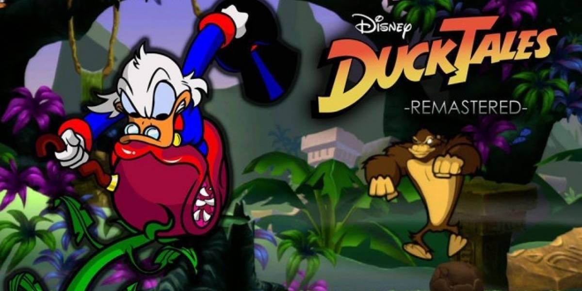 DuckTales Remastered recibe fecha de salida en América y Europa
