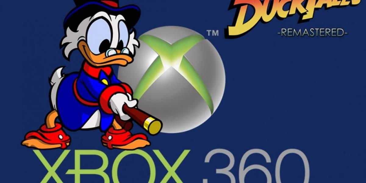 DuckTales Remastered hace su estreno en Xbox 360
