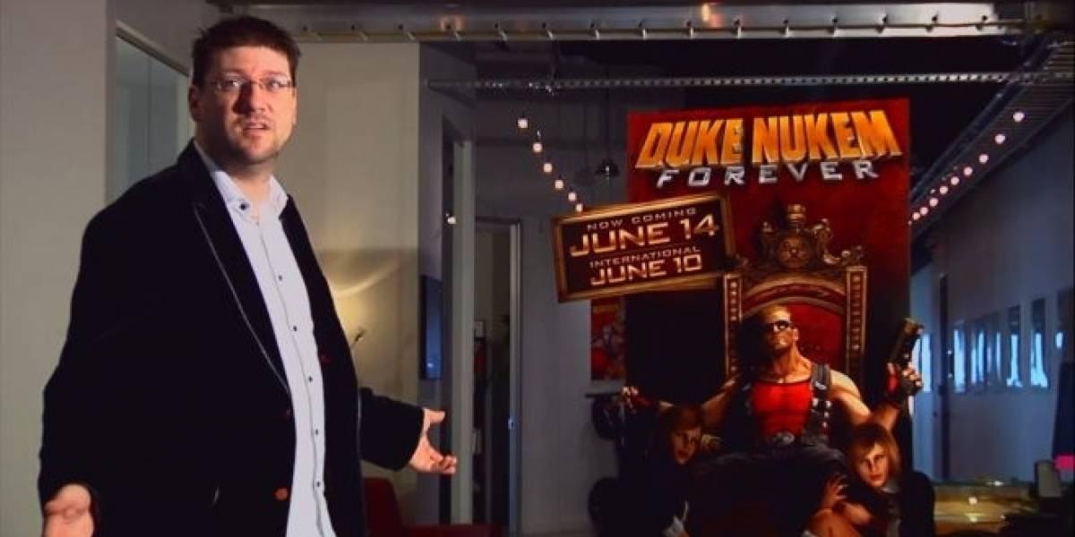 Duke Nukem Forever fue nominado a peor juego del año en Japón