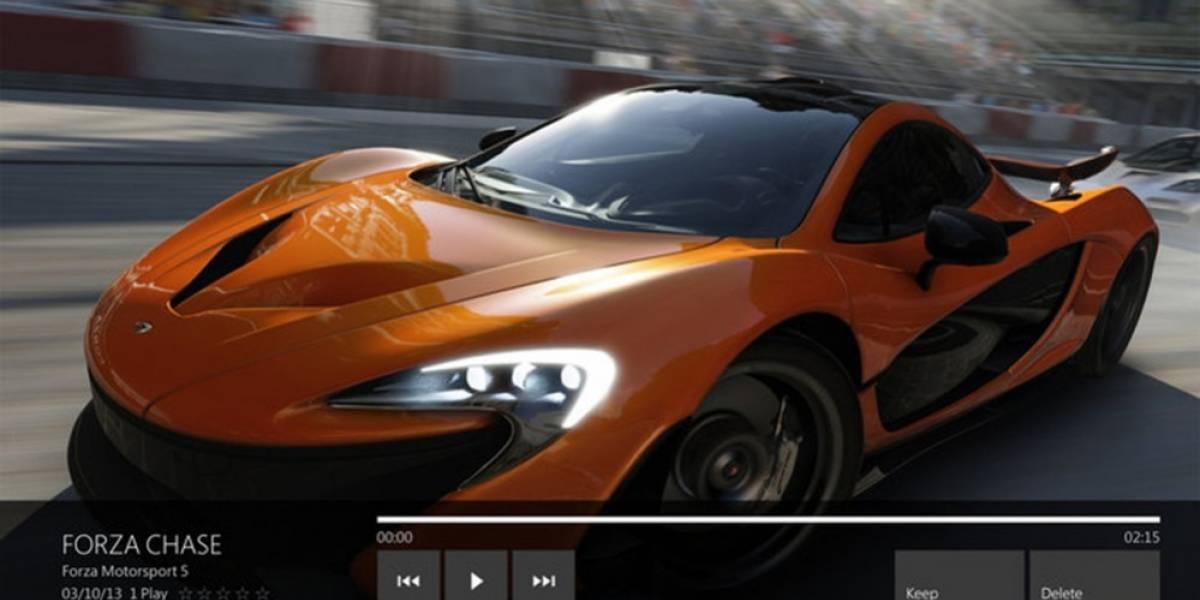 Características DVR de Xbox One serán exclusivas para suscriptores Gold