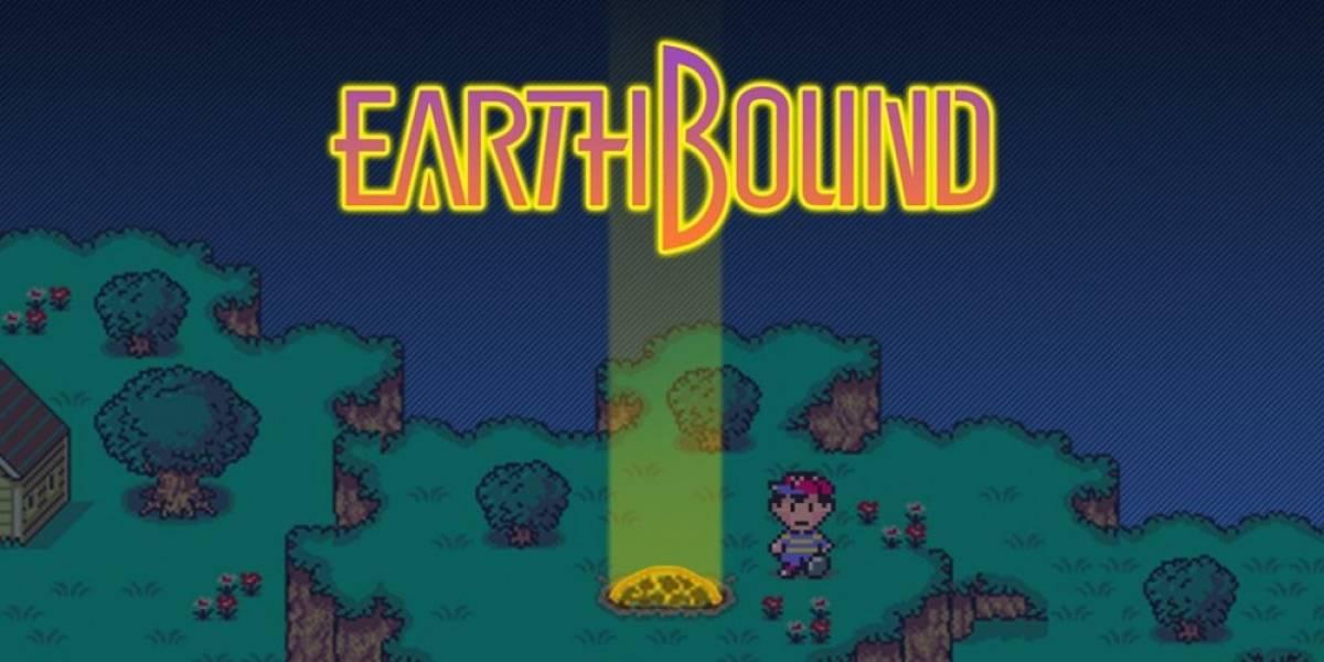 EarthBound es todo un éxito en la consola virtual
