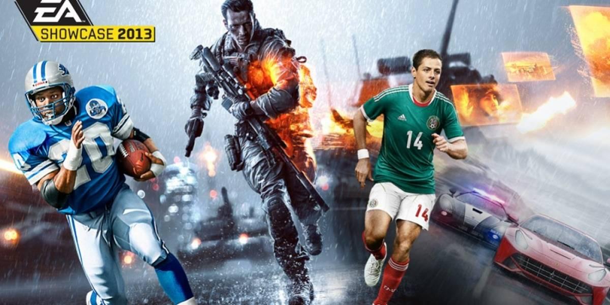 Niubie y Electronic Arts México te invitan al EA Showcase 2013