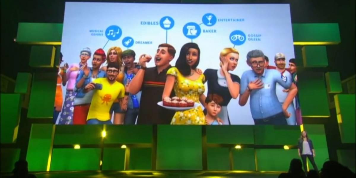 Los Sims 4 llegarán en septiembre de este año #E32014