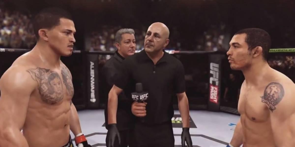 Se muestran secuencias de juego en tráiler de EA Sports UFC