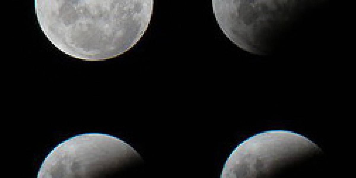 Fotos de nuestros lectores: Eclipse Lunar