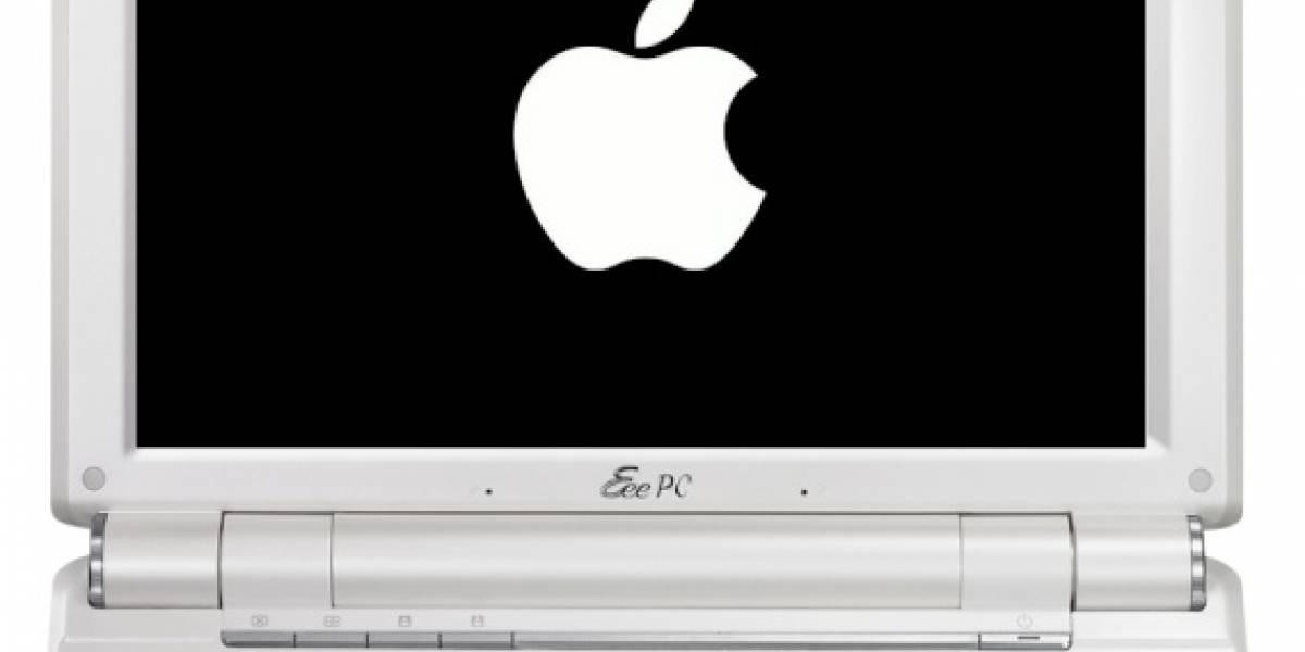 Netbooks con Mac OS X: También caben en un sobre