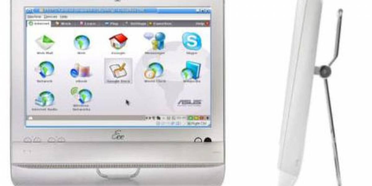 Asus presenta el Eee Top, hace temblar al HP TouchSmart