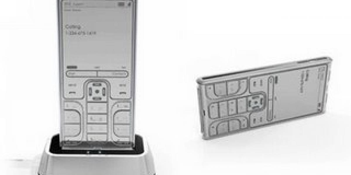 Pantalla de Tinta electrónica (E-ink)