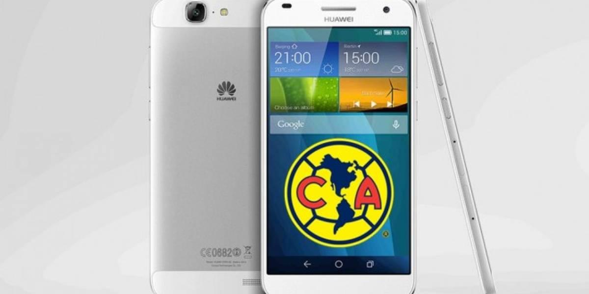 El Club América tendrá su smartphone oficial