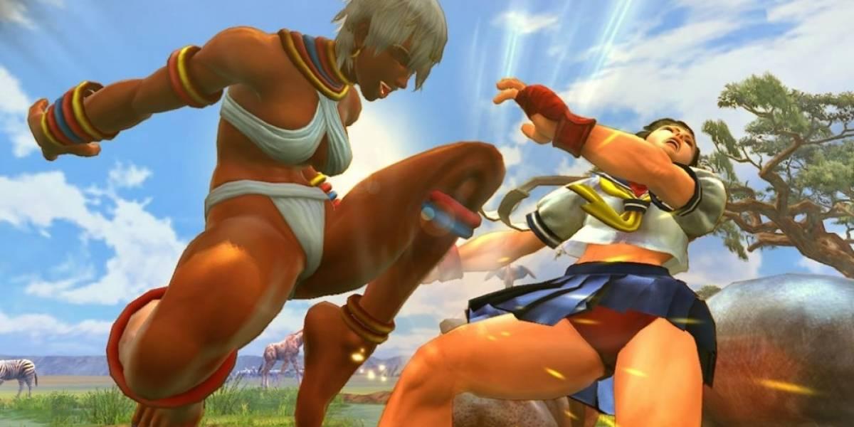 Se revelan los cinemáticos de inicio de Ultra Street Fighter IV