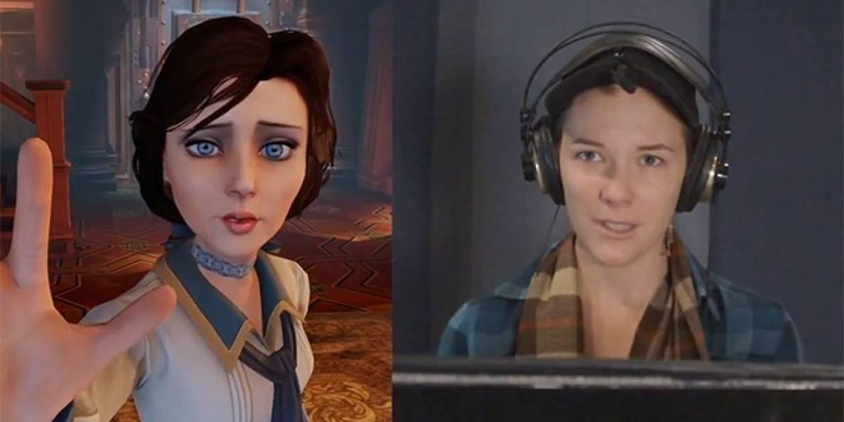 Así nació Elizabeth de BioShock Infinite