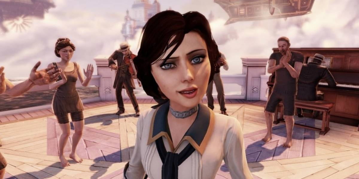 BioShock será ahora de 2K Marin