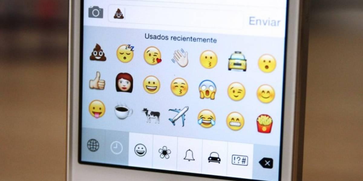 Anuncian el debut de 250 nuevos emojis
