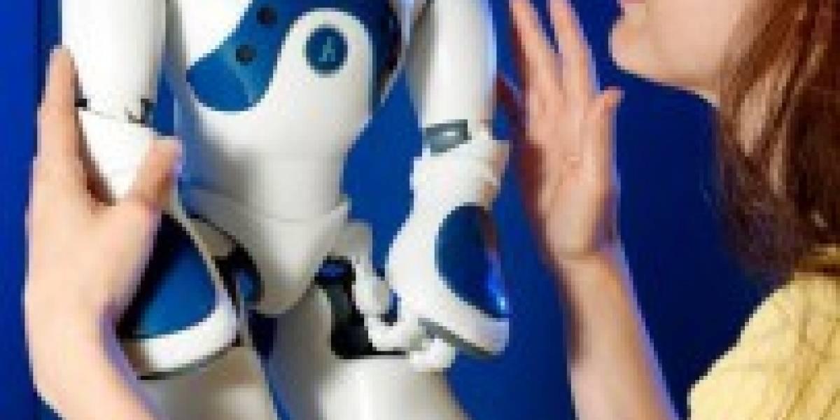 NAO:Robot que interactúa emocionalmente con los humanos