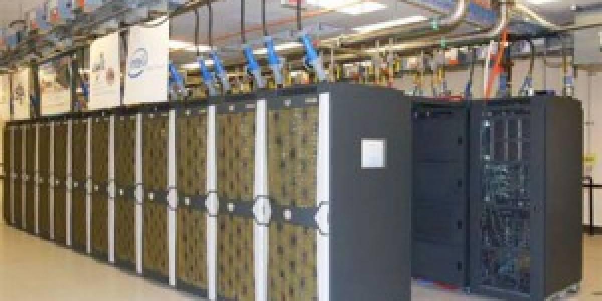Supercomputadora predice curso del derrame de petróleo