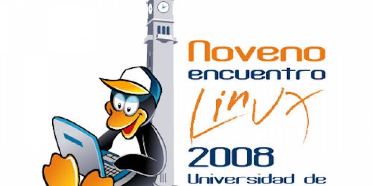 Te invitamos al noveno encuentro nacional de Linux y software libre