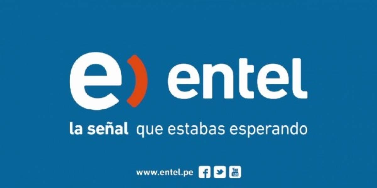 El operador chileno Entel llega oficialmente a Perú