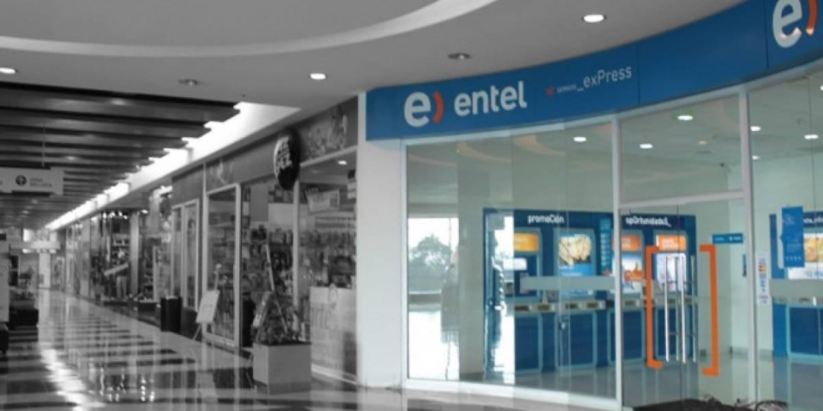 Entel lanza sus servicios 4G en Chile
