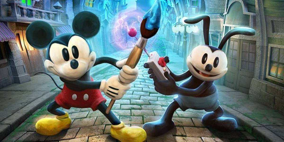 Epic Mickey 2: The Power of Two fue todo un fracaso en ventas, dice reporte