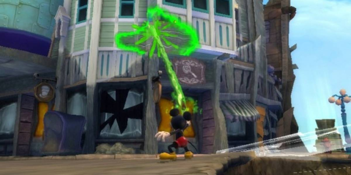 Epic Mickey 2: The Power of Two se estrena en junio en PS Vita