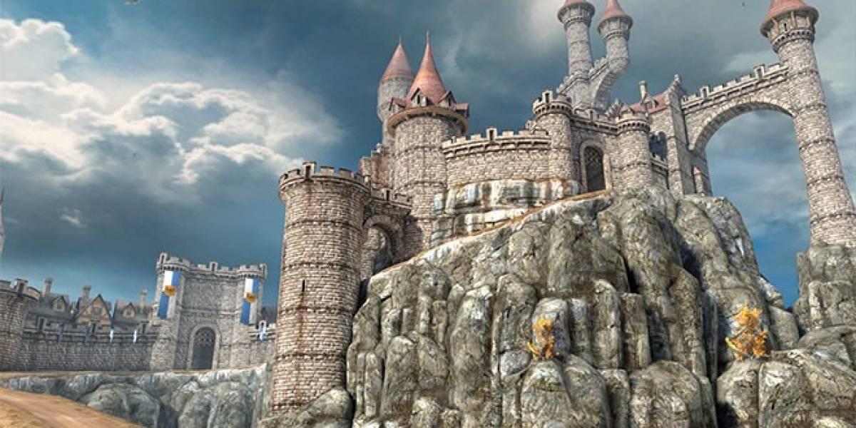 Epic Citadel ya está disponible para tu navegador (siempre y cuando sea Firefox)