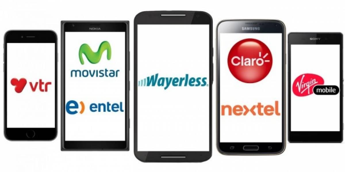Chile: Subtel entrega cifras de los operadores móviles con más reclamos en el 2014