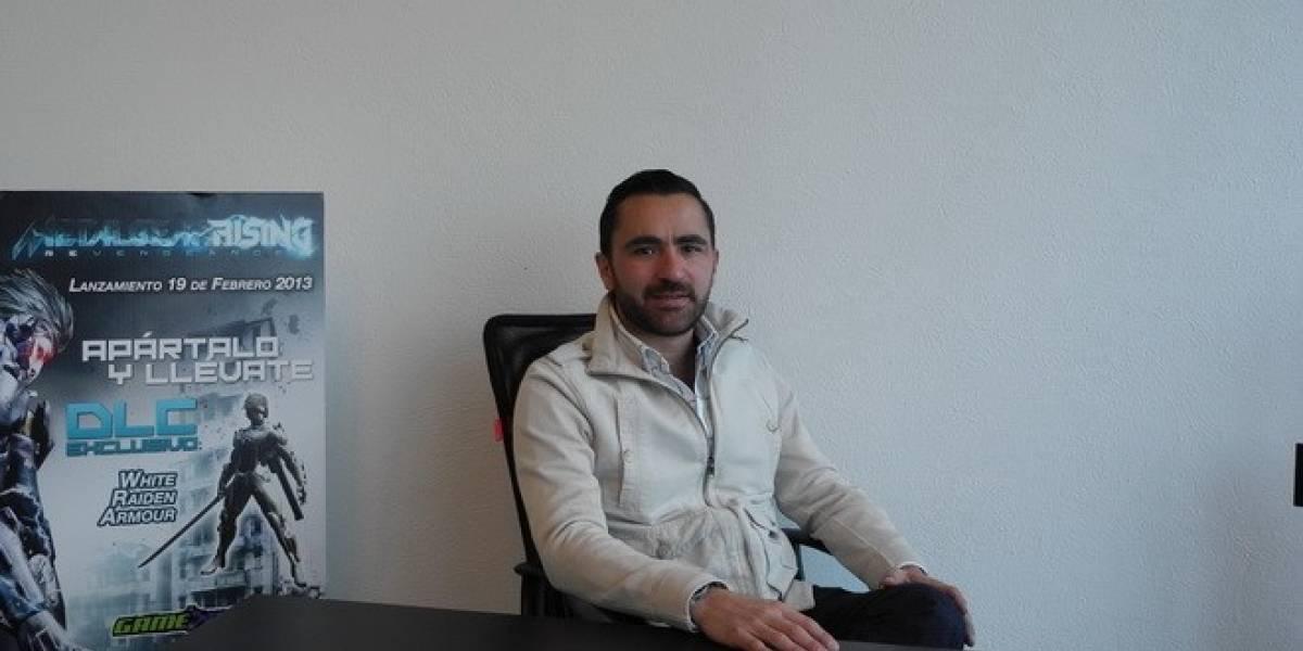 NB Entrevista: Erik Bladinieres, Director de Konami para Latinoamérica