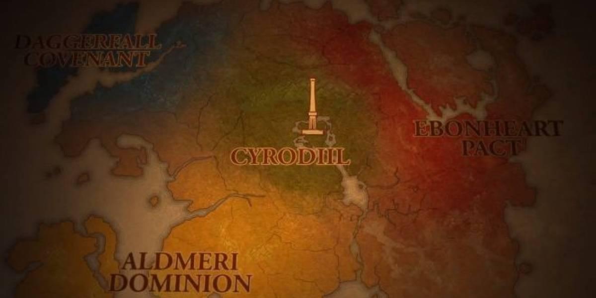 Nuevo video de The Elder Scrolls Online presenta a las tres alianzas en guerra